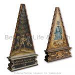 """Altar pyramid"", domestic devotional object"