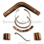 Grave goods of an female grave, Early Bronze Age (copies)