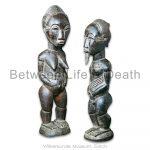 Blolo figurine (Baule, Cote d'Ivoire)