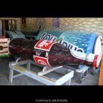 Coca Cola coffin, Eric Adjetey Anang